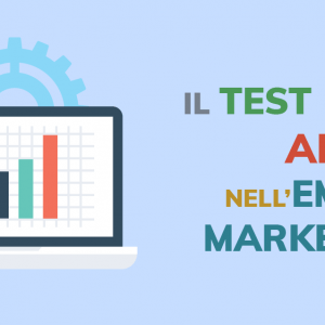 Il test AB nell'email marketing