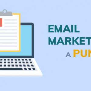 Email marketing a punti