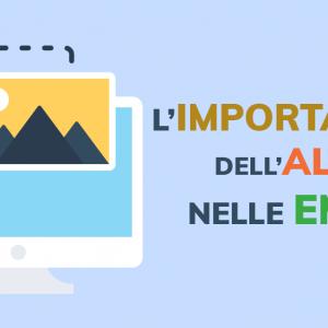 L'importanza dell'alt text nelle email
