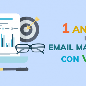 Un anno di email marketing… con voi!