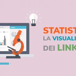 Statistiche: la visualizzazione dei link