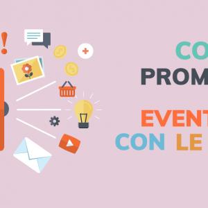 Come promuovere un evento con le email