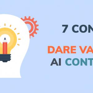 7 consigli per dare valore ai contenuti