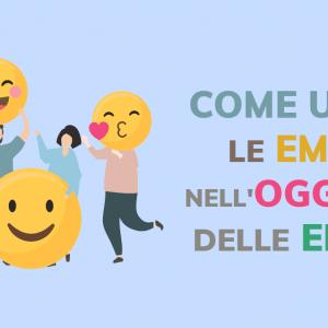 Come usare le Emoji nell'oggetto delle email