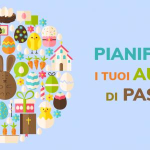 Pianifica i tuoi Auguri di Pasqua