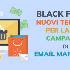 Black Friday: nuovi template per la tua campagna di email marketing