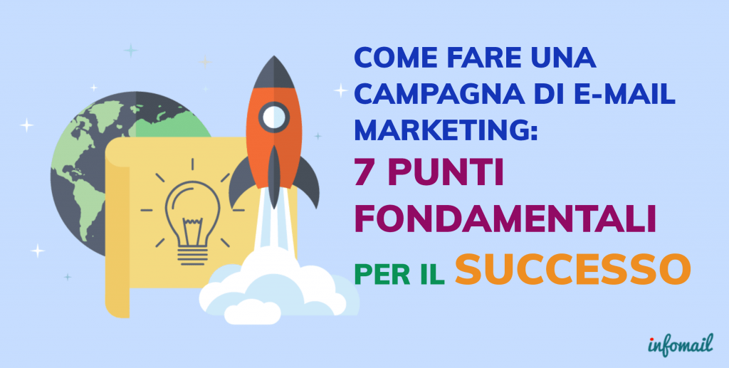 Come fare una campagna di e-mail marketing: i 7 punti fondamentali per il successo