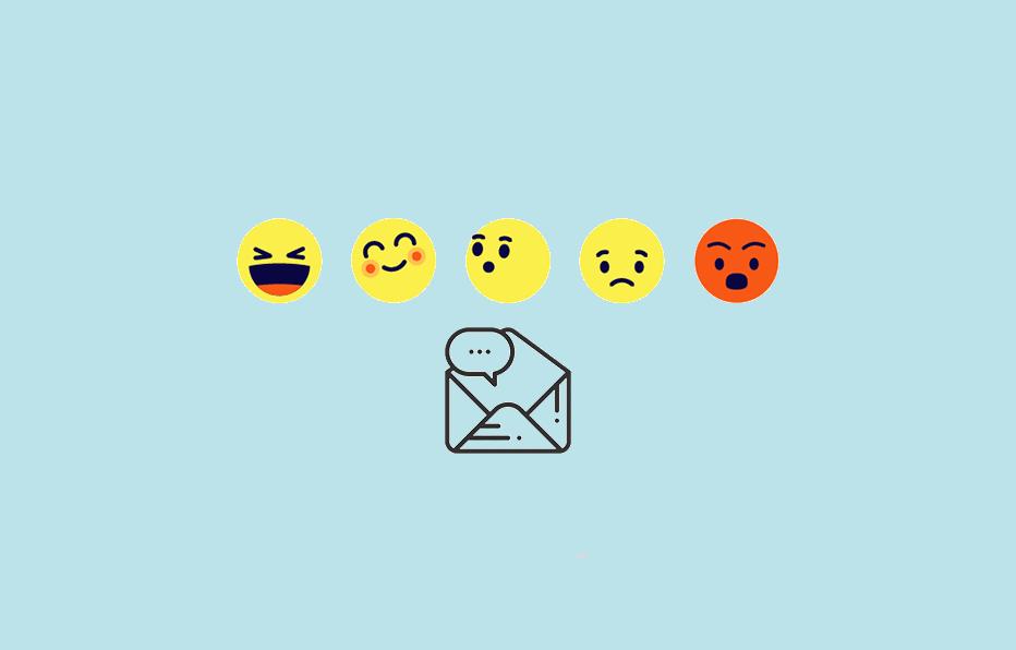 emoji nell'oggetto delle email