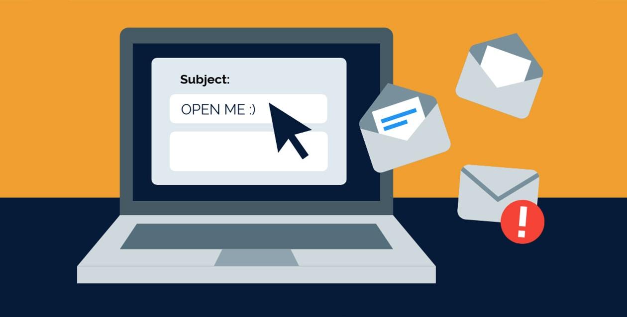 Migliorare il tasso di apertura ottimizzando l'oggetto dell'email