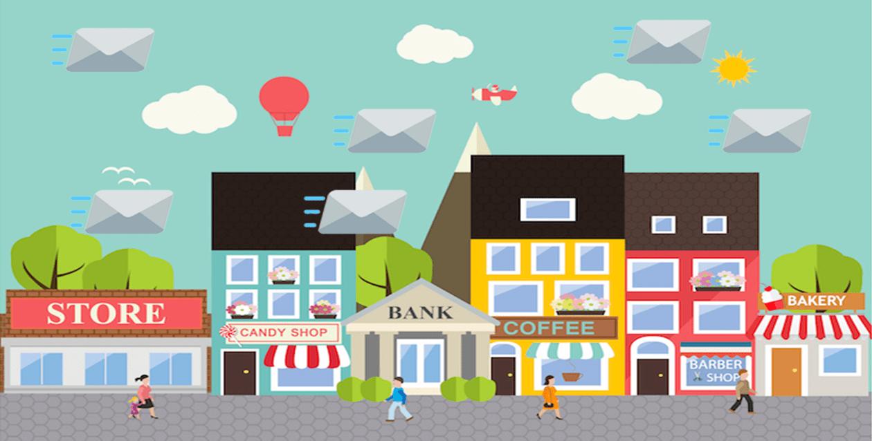 6 idee per sfruttare le email per la promozione di attività commerciali locali