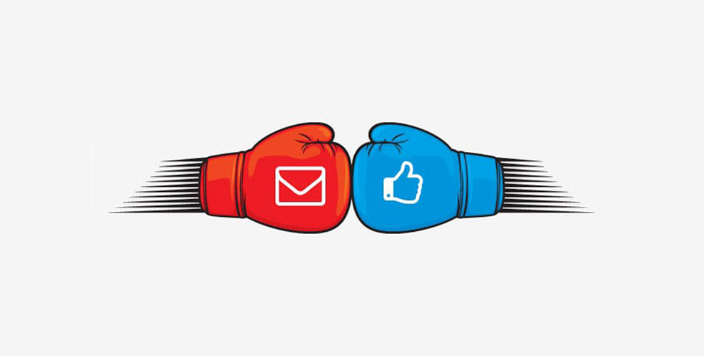 Email marketing o social media: quale canale è più remunerativo?