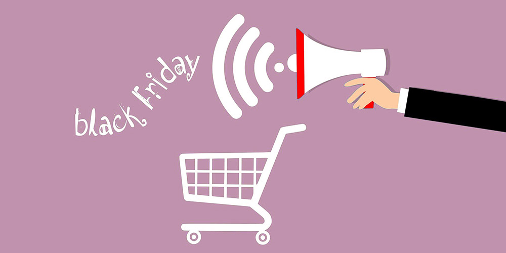 Strategie di email marketing per Black Friday, Cyber Monday, Natale, etc.