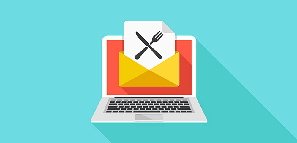 email marketing per ristoranti